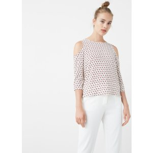 Off shoulders blouse - Women | OUTLET USA