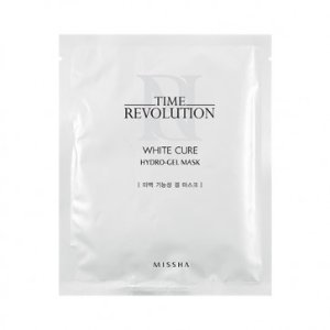 Time Revolution White Cure Hydro Gel Mask | The Official Missha
