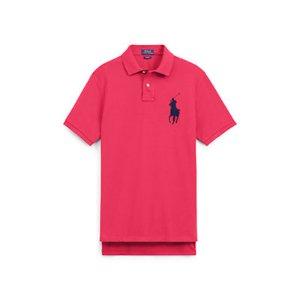 Custom Fit Cotton Mesh Polo - Custom Fit � Polo Shirts - RalphLauren.com