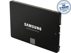 $79.99 (原价$99.99)SAMSUNG 850 EVO 2.5寸 250GB SATA III 固态硬盘
