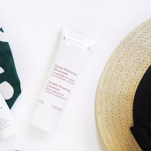 $22.1Gentle Foaming Cleanser @ Clarins