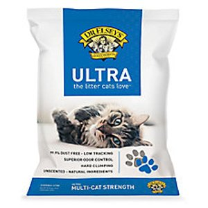 Precious Cat Ultra Scoopable Cat Litter - Multi-Cat | cat Litter | PetSmart