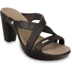 Women's Cyprus IV Heel | Women's Comfortable Heels | Crocs Official Site