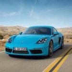 全新 Porsche 718 Cayman 运动跑车