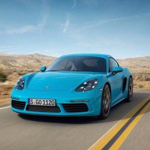 最纯的驾驶乐趣,只要一台奔驰的钱全新 Porsche 718 Cayman 运动跑车