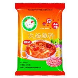 小肥羊 火锅底料 辣汤 235g 中国知名品牌