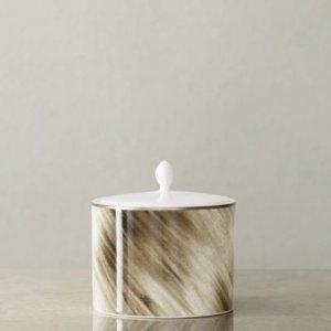 Gwyneth Horn Sugar Bowl