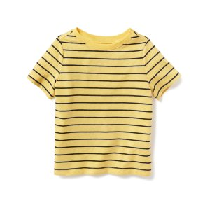 Striped Crew-Neck Tee for Toddler Boys | Old Navy