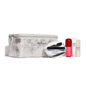 Shiseido 护肤套装 (价值$185)