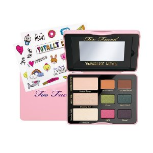 Totally Cute Eye Shadow Collection - Too Faced
