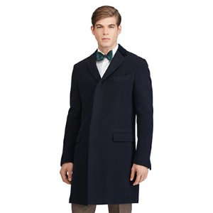 Morgan Wool Topcoat - Pea Coats & Top Coats � Jackets & Outerwear - RalphLauren.com