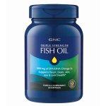 双12独家:GNC 三倍强效深海鱼油 60粒,提高免疫力首选
