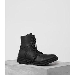 ALLSAINTS US: Mens Decoy Boot (Black)