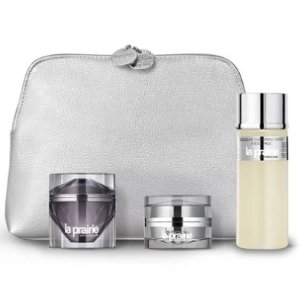 Free 3-PC Gift With $400 La Prairie Purchase @ Neiman Marcus ...