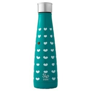 S'ip by S'well Stainless Steel Insulated Water Bottle - Love Story - 15oz