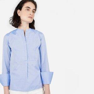 The Japanese Oxford Bib Shirt | Everlane
