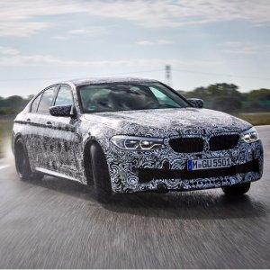 高性能房车揭露BMW正式解锁新一代M5部分信息