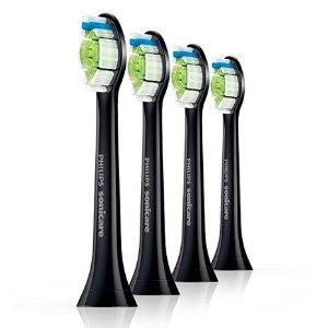 $34.8Philips DiamondClean Black Replacement Heads – 4 Pack