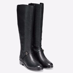Pearlie Boot - Extended Calf