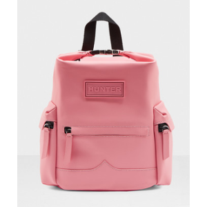 Hunter Pink Mini Top Clip Backpack | Official US Hunter Boots Store