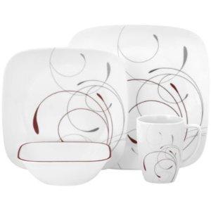 Corelle® Square Splendor 16-pc. Dinnerware Set
