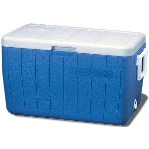 $15Coleman 48-Quart Cooler