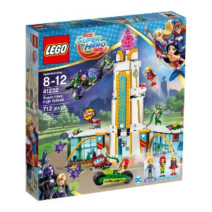 LEGO® DC Super Hero Girls™ Super Hero High School Building Set | zulily