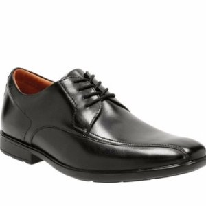 Clarks Gosworth Over Bicycle Toe Shoe
