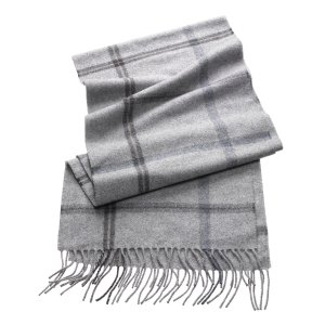 Plaid Cashmere Scarf - All Accessories   Jos A Bank