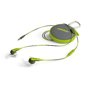SoundSport® in-ear headphones — Apple devices