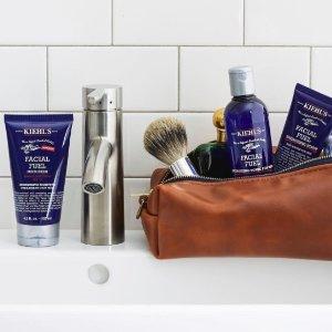 Extra 15% OFFKiehl's Men's Skincare Sale