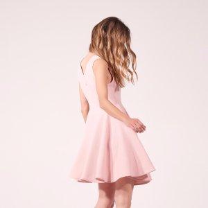 Airy Dress Made From Honeycomb Fabric - Dresses - Sandro-paris.com