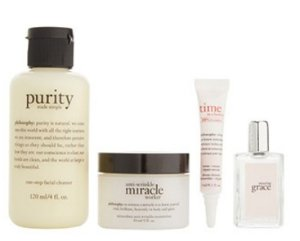 Free 4-pc Giftwith Your $50 Philosophy Purchase @ Nordstrom