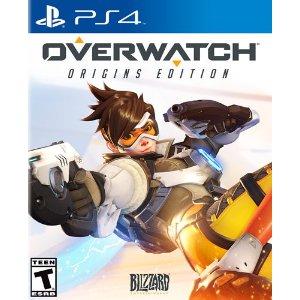 Overwatch Origins Edition - PlayStation 4
