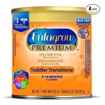 Enfagrow Toddler Transitions Infant and Toddler Formula - 20 oz Powder Can (4 pk)