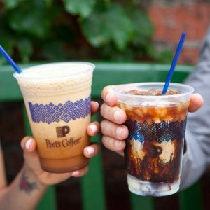 BOGO Freeon Any Handcrafted Beverage Between 1-3 PM Until 8/25/17 @ Peet's Coffee & Tea