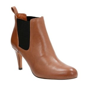 Carlita Quinn Tan Leather - Women's New Markdown Sale - Clarks® Shoes Official Site