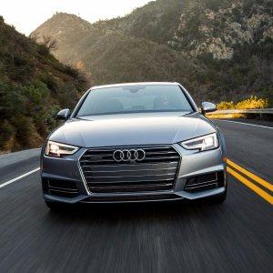 体验由内而外的全新升级2017 Audi A4 入门豪华家用中型轿车