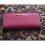 Select MICHAEL Michael Kors Jet Set Travel Multifunction Wallet @ macys.com