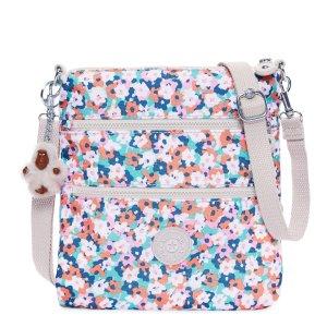 Rizzi Printed Convertible Mini Bag - Meadow Flower Pink | Kipling