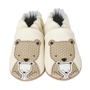 Bear Hug Baby Shoes | Robeez