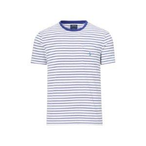 Custom Fit Striped T-Shirt