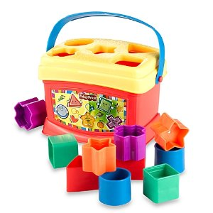 Fisher-Price® Brilliant Basics™ Baby's First Blocks - buybuy BABY
