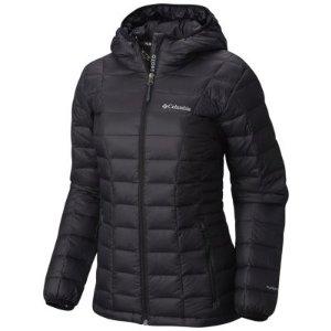 Columbia | Women's Voodoo Falls 590 TurboDown Warm Hooded Jacket – Plus Size