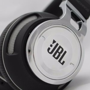JBL Harman Synchros S500 Chrome Edition Over-Ear Headphones