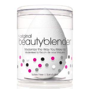 Beauty Blender Makeup Sponge, White