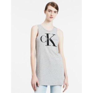 logo long tank top | Calvin Klein