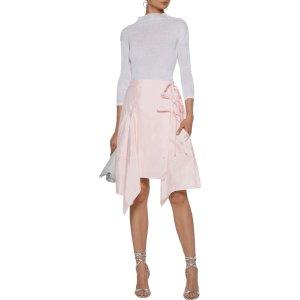 Kerena shell wrap skirt