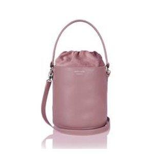 Santina Mini Bucket Bag Mauve