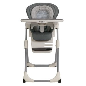 Graco Souffle Folding Multi-Position Self-Standing Highchair, Glacier   1928123    eBay